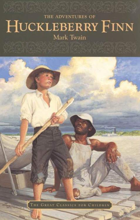 adventures of huckleberry finn jim and huck relationship goals