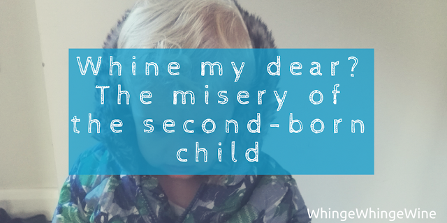 Whine my dear? Investigating the abject misery of the second-born child