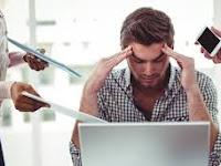 10 Cara Mengatasi Stres