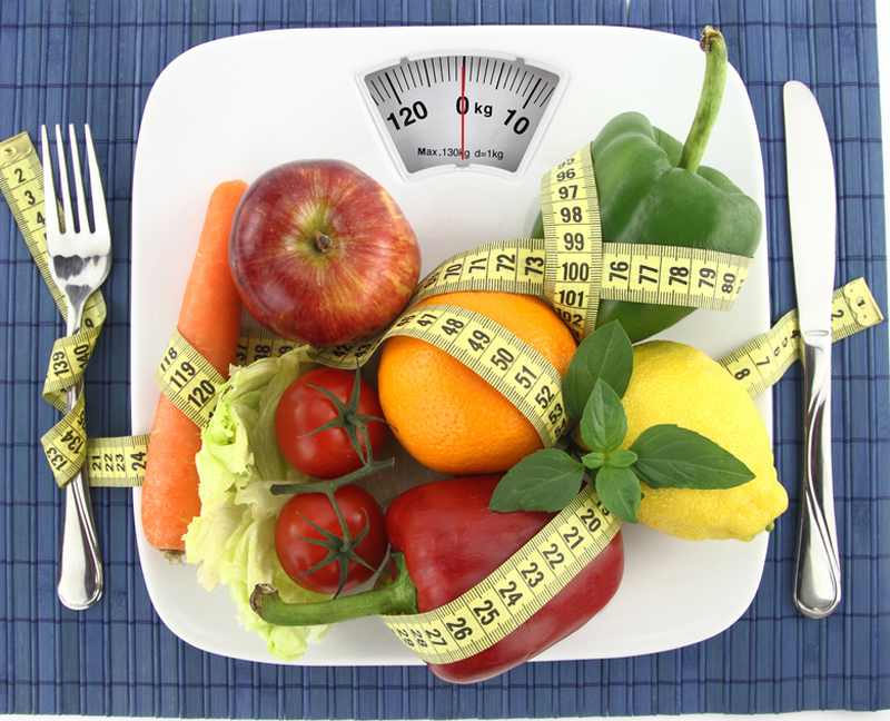 The Volumetrics Diet Helps You Lose Weight By Dividing Food Into 4 Groups