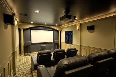 5.1 Home Theater Setup