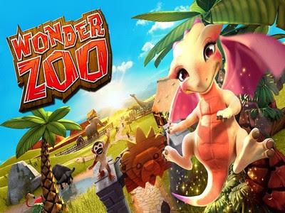 Wonder Zoo - Animal rescue V2.0.4a MOD Apk + Data