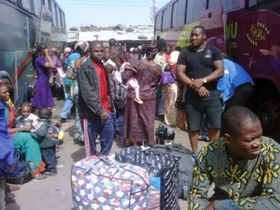 igbos north return home