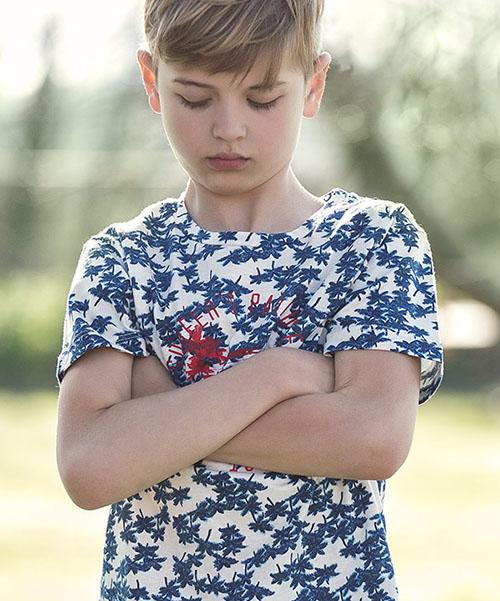 Ropa de moda para niños verano 2018.