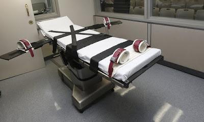 Oklahoma's death chamber