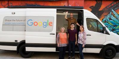 Beda Dari Yang Lain, Google Lakukan Riset Dengan Berkeliling Menggunakan Van