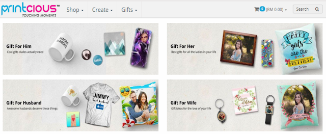 Online Gift Shop Malaysia