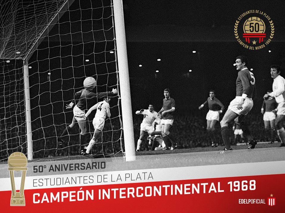 825c0f0b48 Maglia del 50° anniversario Club Estudiantes de La Plata 2018 Umbro ...
