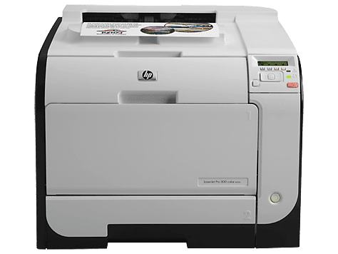 HP LaserJet Pro 300 color Printer M351 Drivers