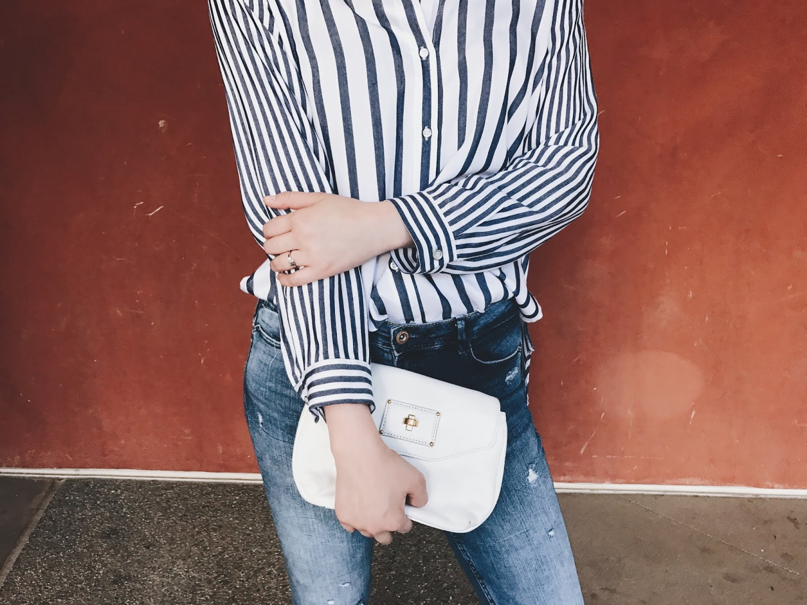 GUIDE TO STYLING STRIPES | AESTE BLANC