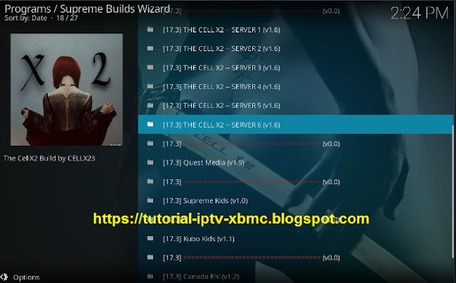 how to exit kodi in green fluence build