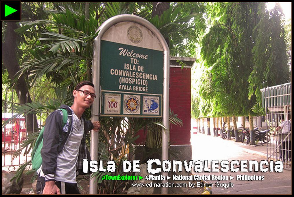 ISLA DE CONVALESCENCIA, MANILA