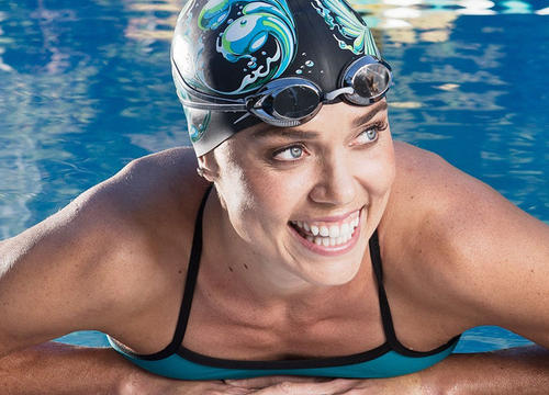 Burning Questions for Olympic Swimmer Natalie Coughlin