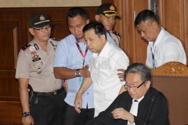 Anak dan Istri Novanto Ikut Terlibat dalam Korupsi e-KTP