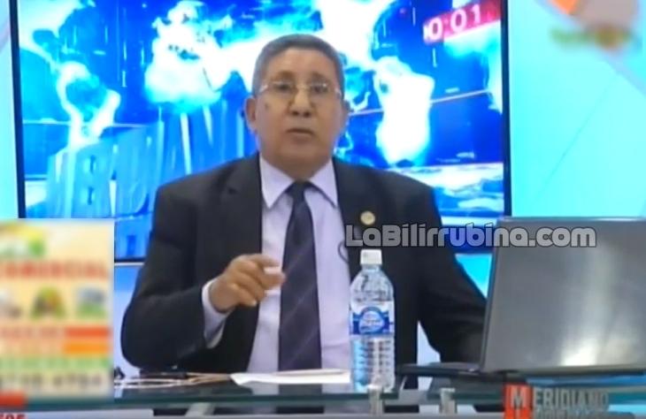 Periodista Pedro Fernández