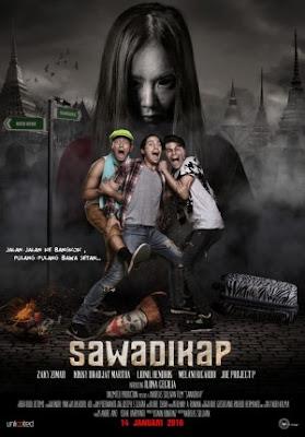 Poster Film Sawadikap