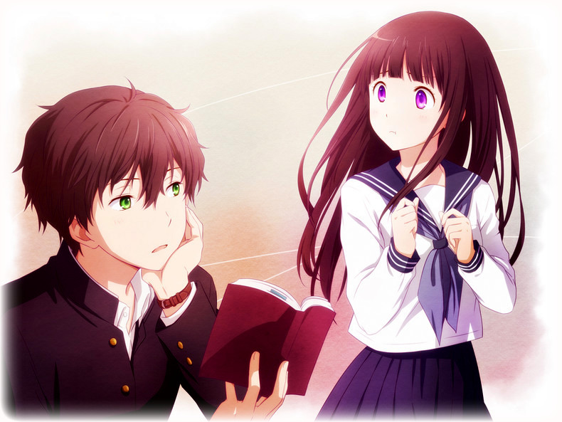 chitanda and oreki relationship