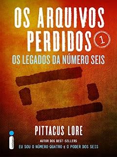 Ler Online 'Os Arquivos Perdidos 1' de Pittacus Lore