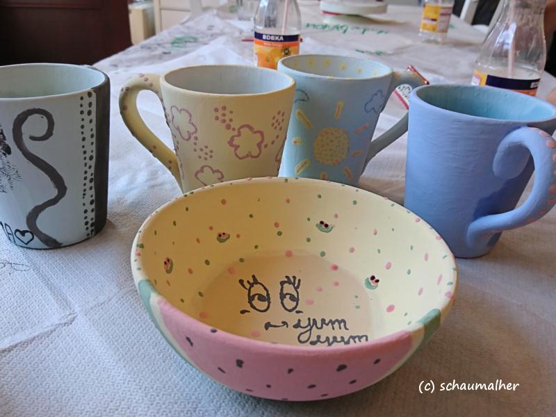 schau mal her freizeitempfehlung madebyyou keramik selbst bemalen. Black Bedroom Furniture Sets. Home Design Ideas