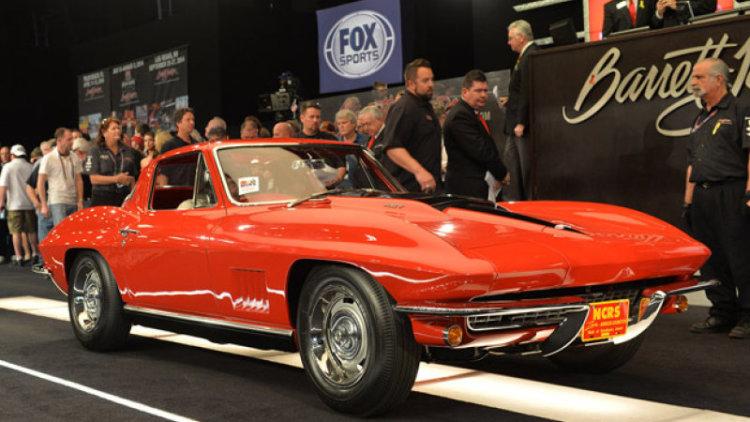 Tốt nhất 1967 Corvette Sting Ray L88