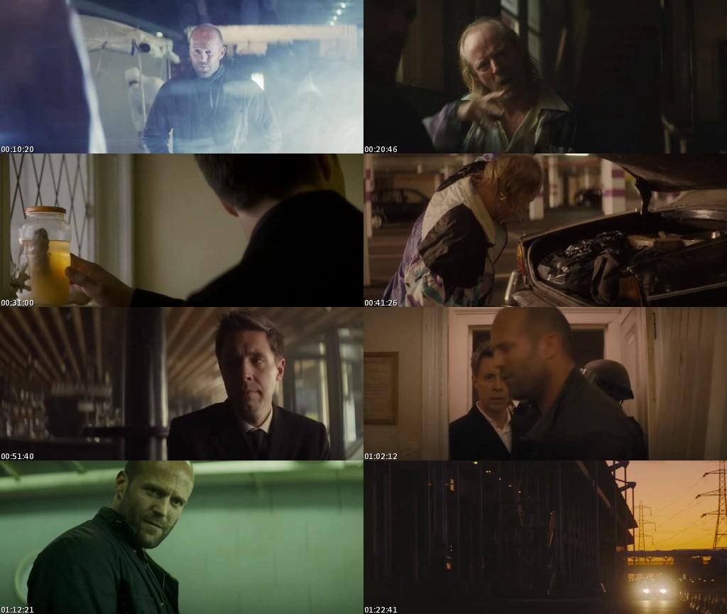 Blitz (2011) [DVDRip] [Español]