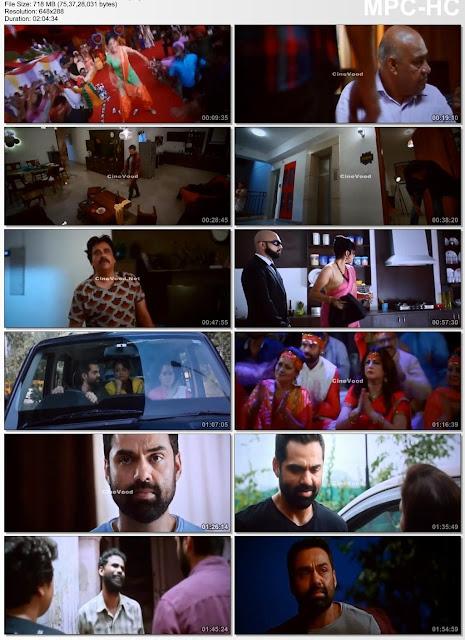 Nanu Ki Jaanu (2018) Hindi Full Movie Download 480p Pre DVD-Rip x264 400MB