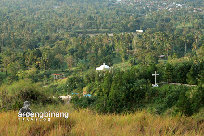 salib bukit kasih minahasa sulawesi utara