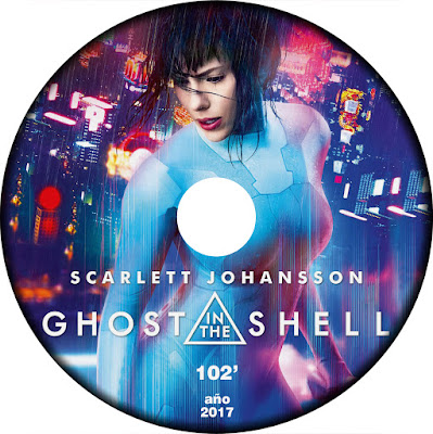 Ghost in the Shell - [2017]