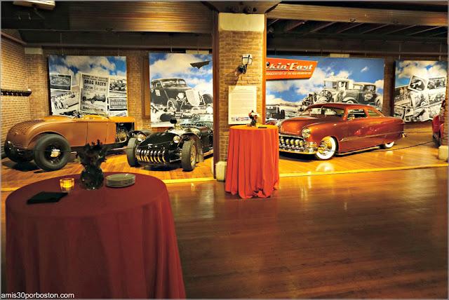 Cena de Empresa Navideña en el Museo Larz Anderson