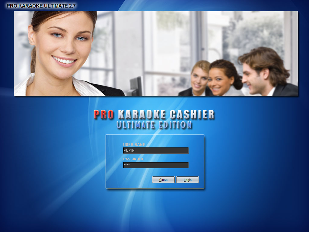 Pro Karaoke Ultimate V 2.7 Business