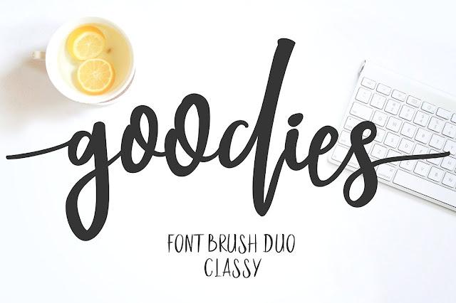 goodies, font, fuente, tipografia, descargar