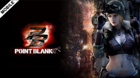 Download Point Blank Mobile v1.3.0 Apk Terbaru Server Indonesia