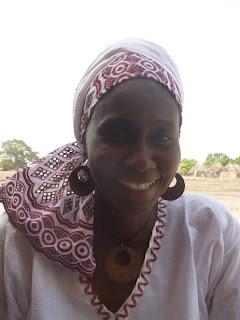 Nafissatou Sabaly, Tostan Community Empowerment Program Facilitator in Néma Dianfo, Senegal