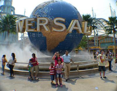 Universal Studios Singapore (USS)