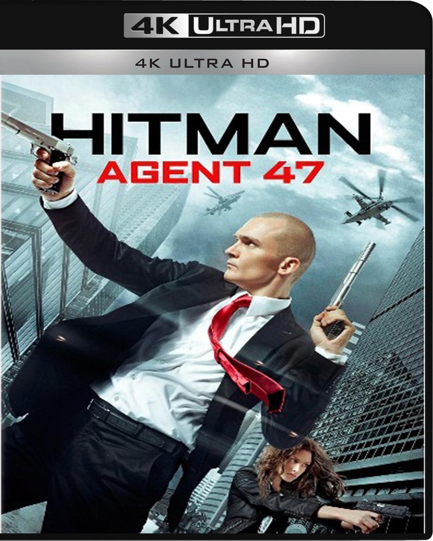 Hitman: Agent 47 [2015] [UHD] [2160p] [Latino]