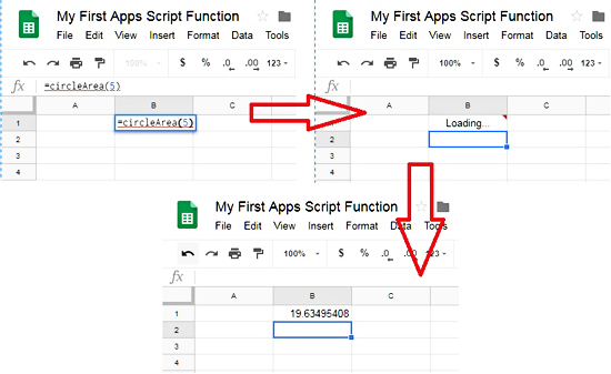 Custom Function With Value