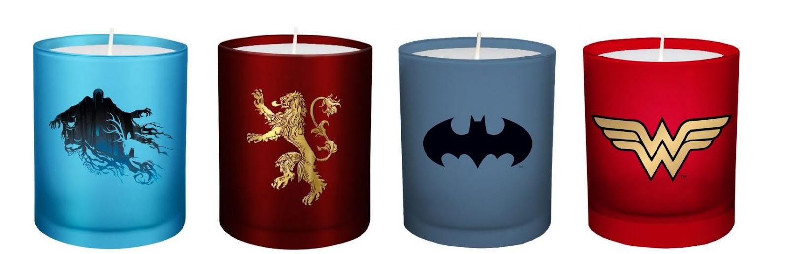 pop culture candles