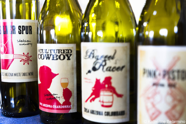 Stetson Winery Wines Route 66 Kingman Arizona Wineries