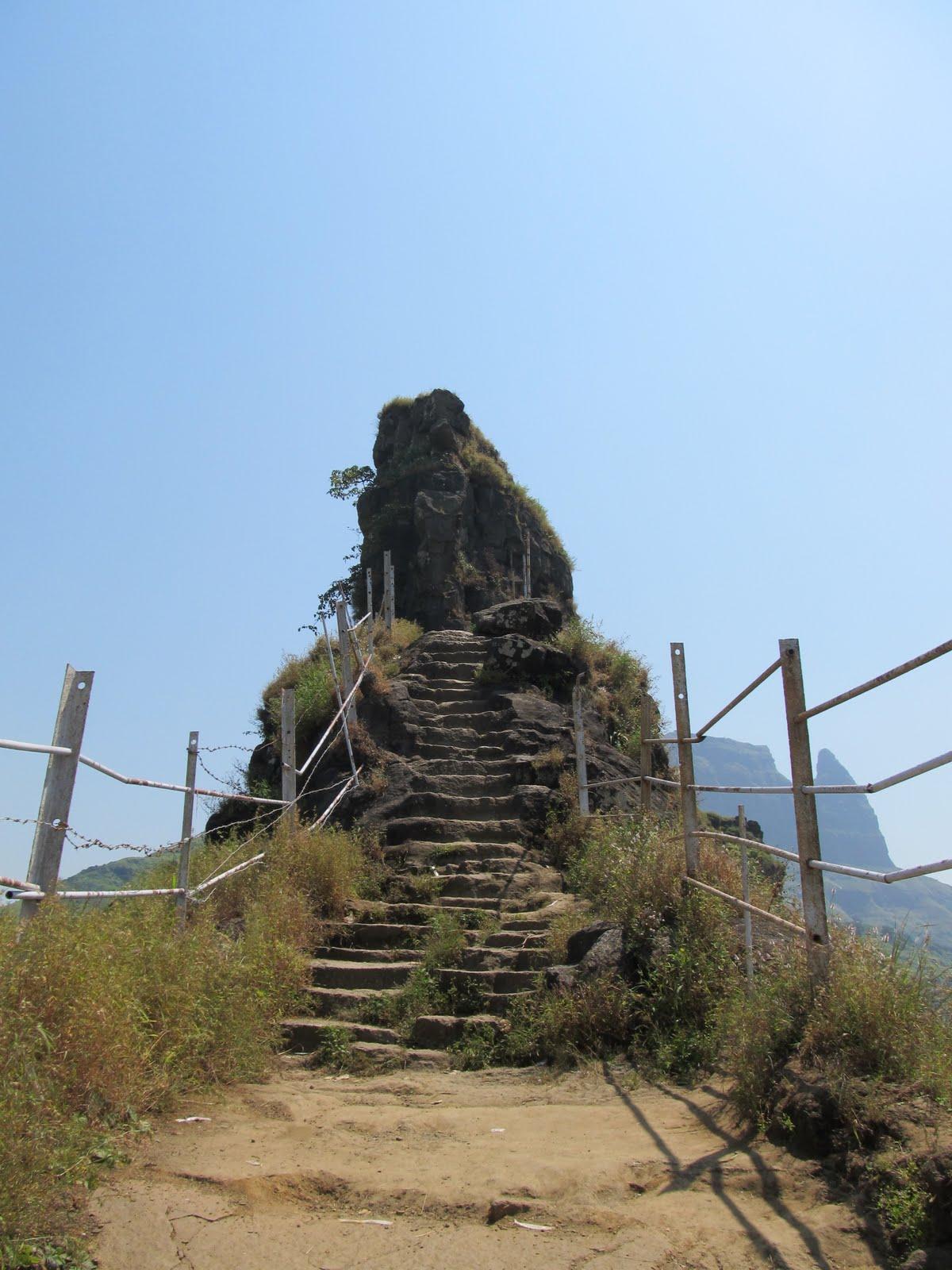 Malanggad Thane Nisargramya Konkan Temples Beaches And Forts