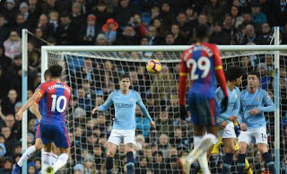 Manchester City vs Crystal Palace 2-3 Video Gol & Highlights