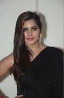 Pavani Reddy in Black Saree Sleeveless Choli ~  Exclusive 44.JPG