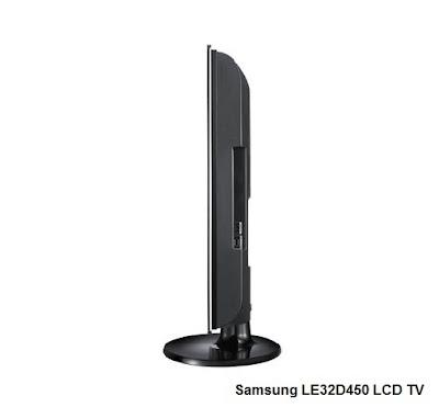 Samsung LE32D450 review