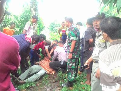 Peristiwa Bunuh Diri Di Grumbul Ciwarak, Desa Karanggintung - Banyumas