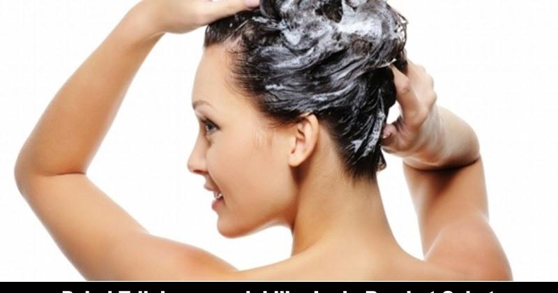 Pakai Trik Keramas Ini Jika Ingin Rambut Sehat Tapi Tak