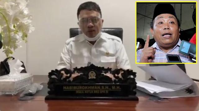 "Arief Poyuono Disidang Majelis Kehormatan Gerindra soal Pernyataan Isu PKI Dimainkan ""Kadrun"""
