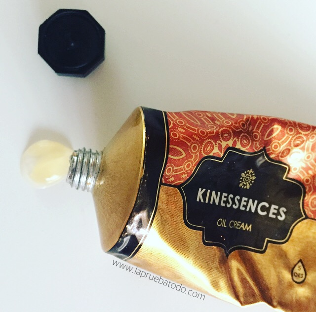Kinessences oil cream