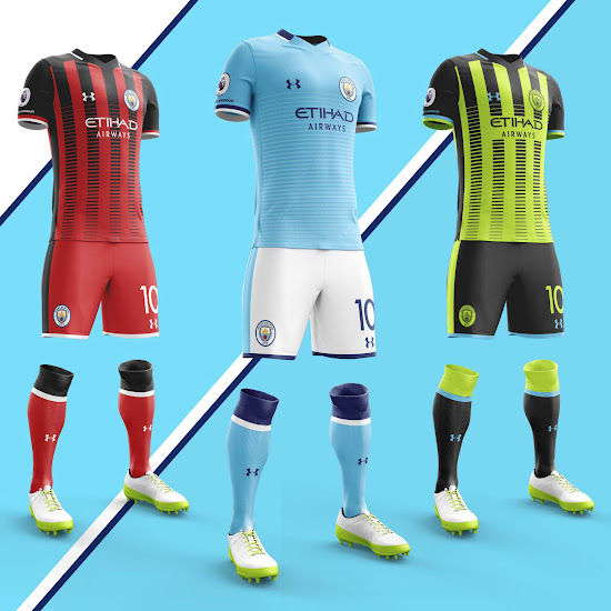 para mi desvanecerse sin cable  New Kit Deal - Under Armour? | Bluemoon - the leading Manchester City forum