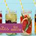9 receitas de água aromatizada