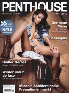 Revista Penthouse Alemania-Diciembre 2015 Enero 2016 PDF Digital