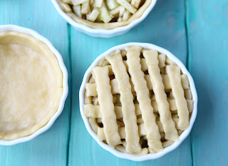 Petit Apple Pies